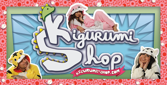Check out Kigurumi-Shop's range of high-quality SAZAC animal onesies!