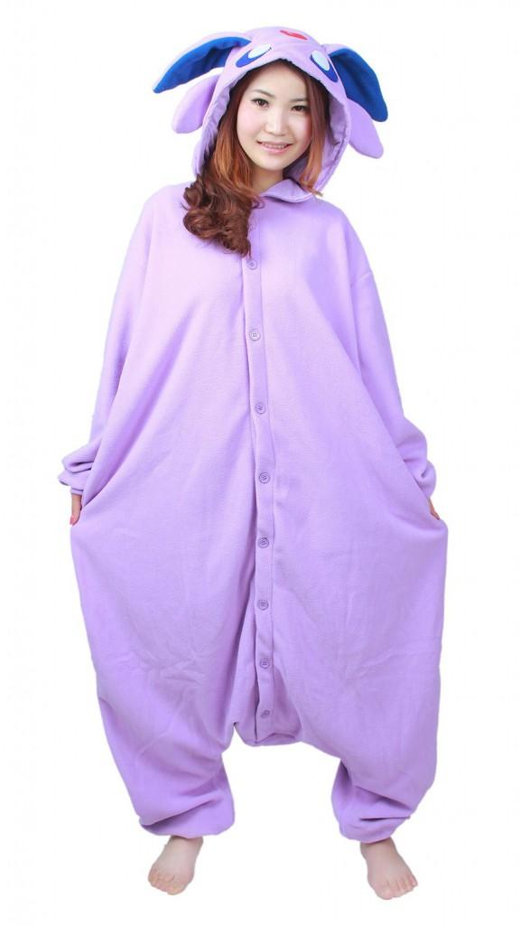 Baggy Espeon onesie