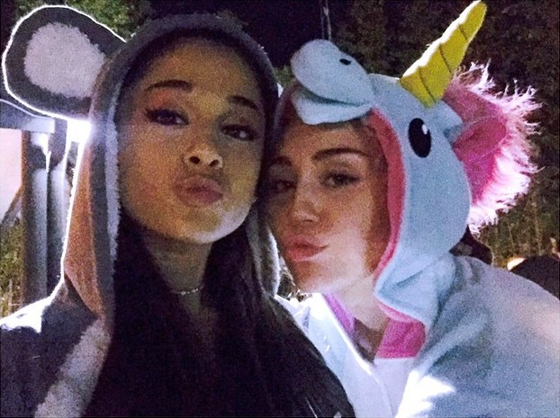 Ariana Grande - Hollister Bear Onesie