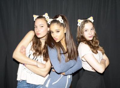 Ariana Grande - OnePiece Original Slim Onesie Navy Melange
