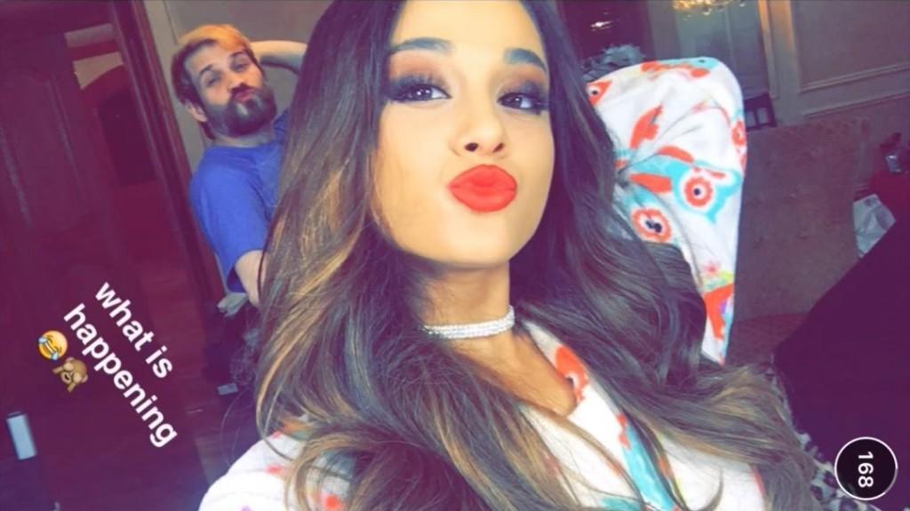 Ariana Grande - PJ Couture Women's All In One Plush Fun Footie Onesie