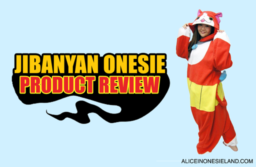 Jibanyan Onesie Review: a Must-Have For All Jibanyan Fans! - AliceinOnesieland.com